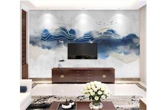 3D Home Wallpaper Landscape Painting 001 ACH Wall Murals Self-adhesive Vinyl, XXL 312cm x 219cm (WxH)(123''x87'')
