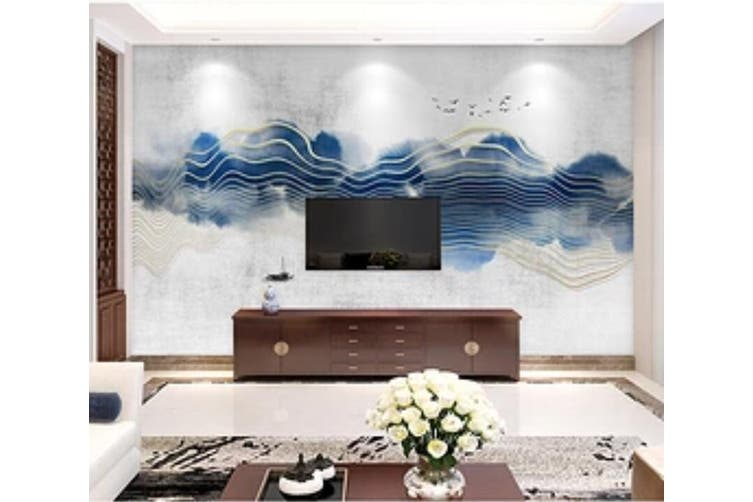 3D Home Wallpaper Landscape Painting 001 ACH Wall Murals Self-adhesive Vinyl, XXXL 416cm x 254cm (WxH)(164''x100'')