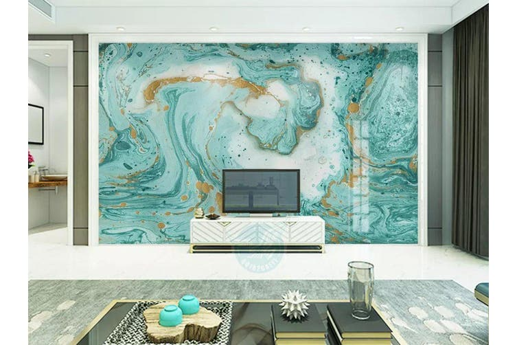 3D Home Wallpaper Color Inkjet 1481 ACH Wall Murals Self-adhesive Vinyl, XL 208cm x 146cm (WxH)(82''x58'')