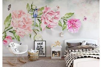 3D Home Wallpaper Flower 1475 ACH Wall Murals Self-adhesive Vinyl, XXL 312cm x 219cm (WxH)(123''x87'')