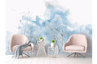 3D Home Wallpaper Forest 1460 ACH Wall Murals Self-adhesive Vinyl, XXXL 416cm x 254cm (WxH)(164''x100'')