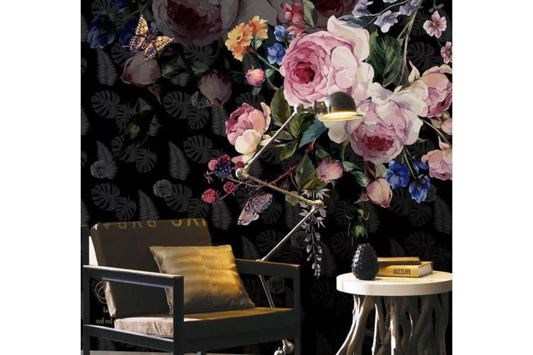 3D Home Wallpaper Flower 1424 ACH Wall Murals Self-adhesive Vinyl, XXXL 416cm x 254cm (WxH)(164''x100'')