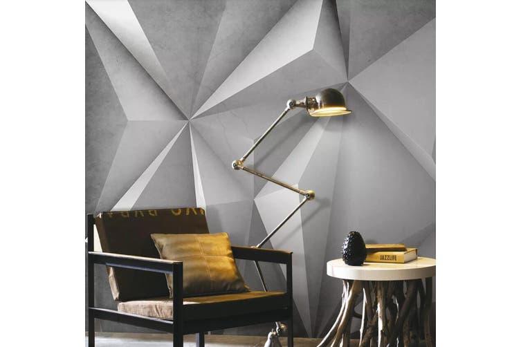 3D Home Wallpaper Geometric Piece D82 ACH Wall Murals Woven paper (need glue), XL 208cm x 146cm (WxH)(82''x58'')