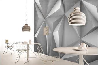 3D Home Wallpaper Geometric Piece D82 ACH Wall Murals Self-adhesive Vinyl, XXXXL 520cm x 290cm (WxH)(205''x114'')