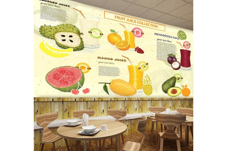 3D Home Wallpaper Sandwich D72 Food ACH Wall Murals Woven paper (need glue), XXXL 416cm x 254cm (WxH)(164''x100'')