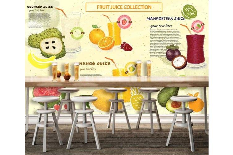 3D Home Wallpaper Sandwich D72 Food ACH Wall Murals Woven paper (need glue), XXXXL 520cm x 290cm (WxH)(205''x114'')