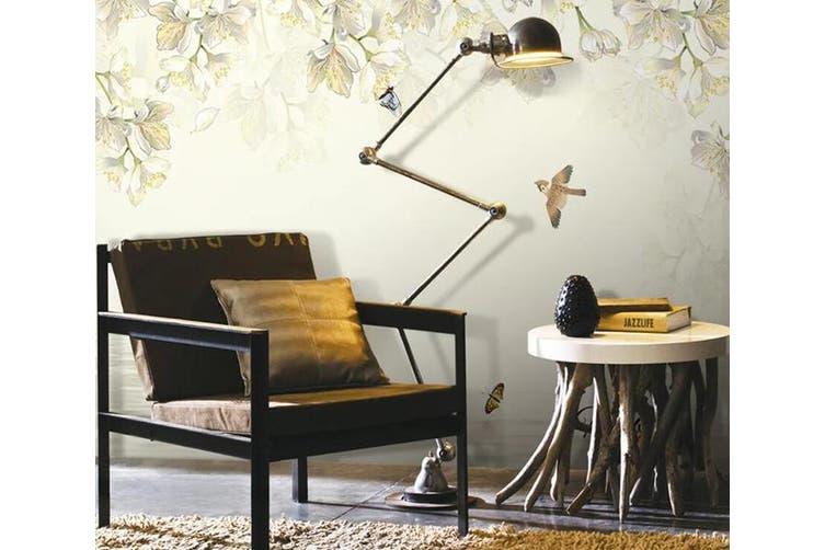 3D Home Wallpaper Bird Flower D55 Murals Self-adhesive Vinyl, XL 208cm x 146cm (WxH)(82''x58'')