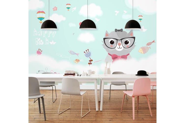 3D Home Wallpaper Mouse D46 ACH Wall Murals Woven paper (need glue), XXL 312cm x 219cm (WxH)(123''x87'')