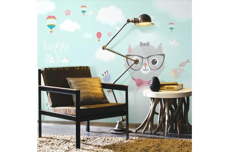 3D Home Wallpaper Mouse D46 ACH Wall Murals Self-adhesive Vinyl, XXXXL 520cm x 290cm (WxH)(205''x114'')