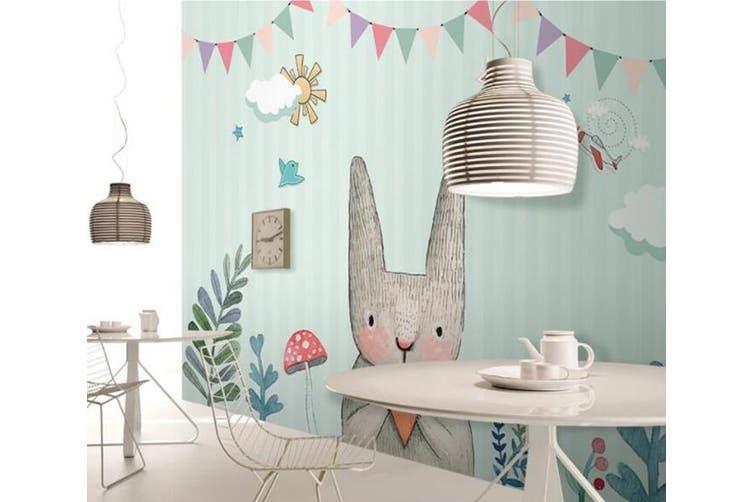 3D Home Wallpaper Cat D45 ACH Wall Murals Woven paper (need glue), XXXXL 520cm x 290cm (WxH)(205''x114'')
