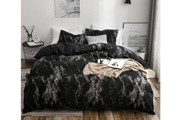 Bedding Set Pillowcases 3d Duvet Cover, Marble Queen Bedding