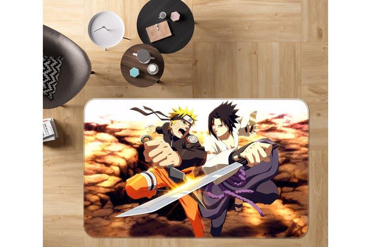 """3D Naruto 3251 Anime Non Slip Rug Mat, 160cmx240cm (63""""x94.5"""")"""