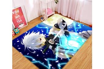 """3D Naruto 1739 Anime Non Slip Rug Mat, 120cmx180cm (47.2""""x70.9"""")"""
