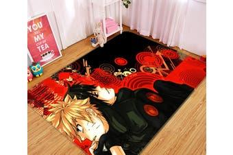 """3D Naruto 2476 Anime Non Slip Rug Mat, 160cmx240cm (63""""x94.5"""")"""