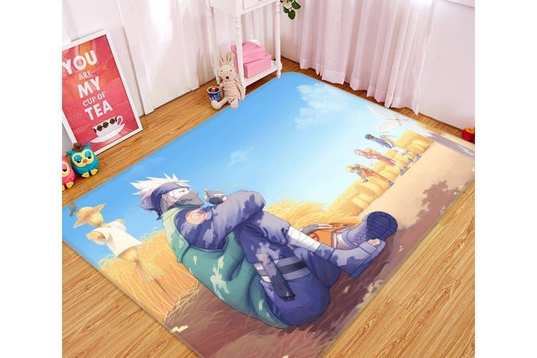 """3D Naruto 3349 Anime Non Slip Rug Mat, 60cmx90cm (23.6""""x35.4"""")"""