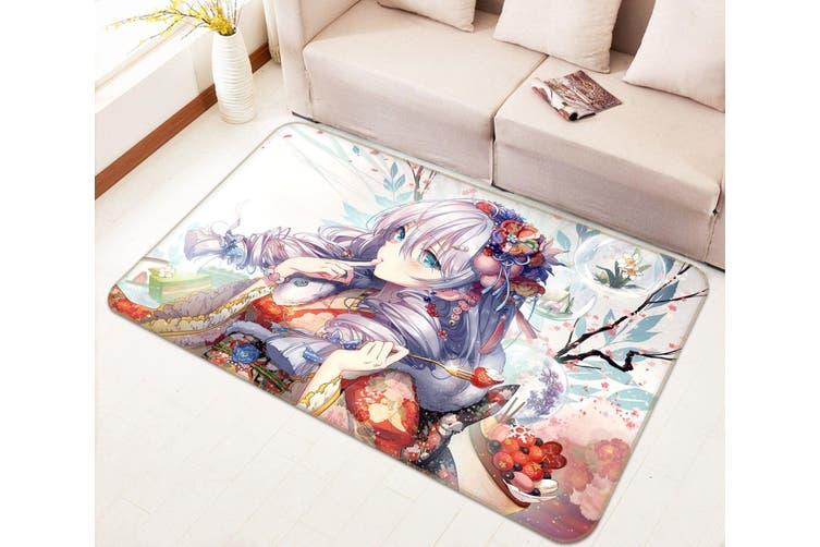 """3D MmiHoYo 435 Anime Non Slip Rug Mat, 60cmx90cm (23.6""""x35.4"""")"""