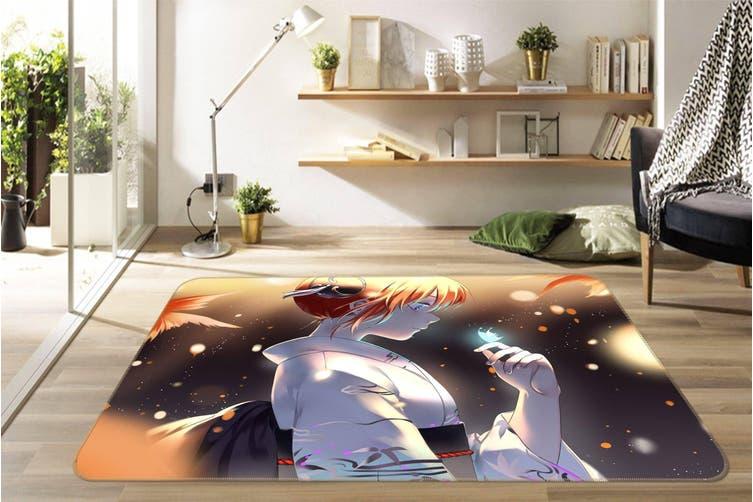 "3D GINTAMA 65 Anime Non Slip Rug Mat, 140cmx200cm (55.1""x78.8"")"