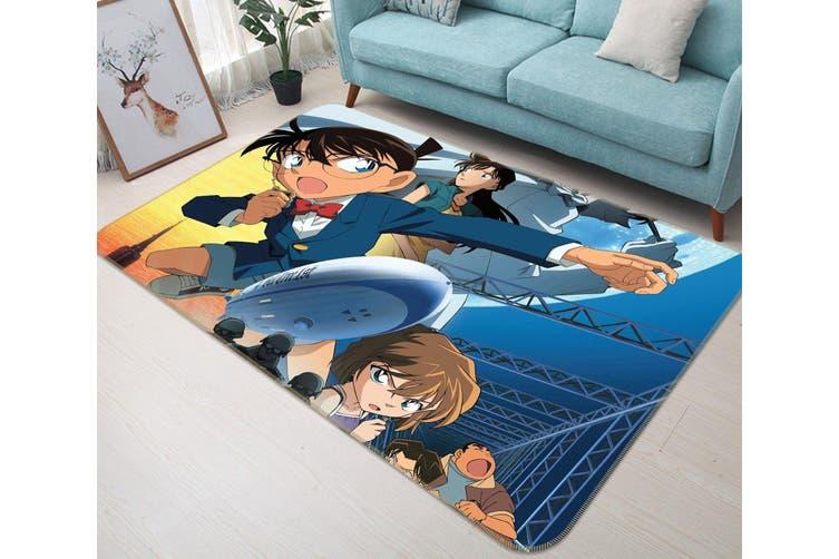 """3D Detective Conan Case Closed 434 Anime Non Slip Rug Mat, 160cmx240cm (63""""x94.5"""")"""