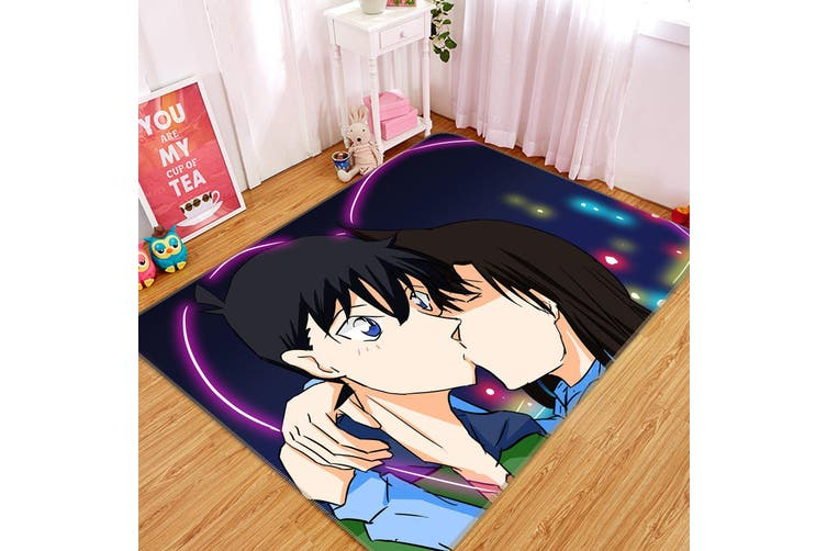 """3D Detective Conan Case Closed 4 Anime Non Slip Rug Mat, 40cmx60cm (15.7""""x23.6"""")"""