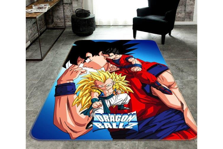 "3D Dragon Ball 62 Anime Non Slip Rug Mat, 60cmx90cm (23.6""x35.4"")"