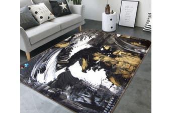 "3D Abstract Painting 35 Non Slip Rug Mat, 40cmx60cm (15.7""x23.6"")"