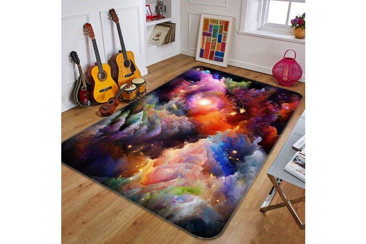 "3D Color Painting 042 Non Slip Rug Mat, 80cmx120cm (31.4""x47.24"")"