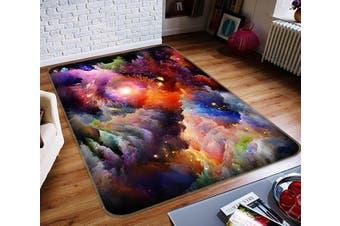 "3D Color Painting 042 Non Slip Rug Mat, 120cmx180cm (47.2""x70.9"")"