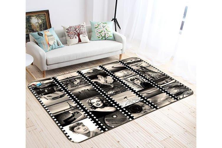 """3D Film Movie 634 Non Slip Rug Mat, 60cmx90cm (23.6""""x35.4"""")"""