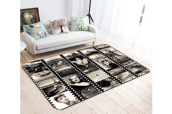 """3D Film Movie 634 Non Slip Rug Mat, 120cmx180cm (47.2""""x70.9"""")"""