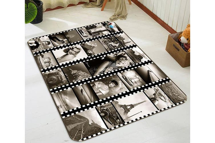 "3D Movie Poster 633 Non Slip Rug Mat, 60cmx90cm (23.6""x35.4"")"