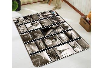 "3D Movie Poster 633 Non Slip Rug Mat, 120cmx180cm (47.2""x70.9"")"