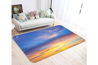 "3D Sky Sunset 172 Non Slip Rug Mat, 120cmx180cm (47.2""x70.9"")"