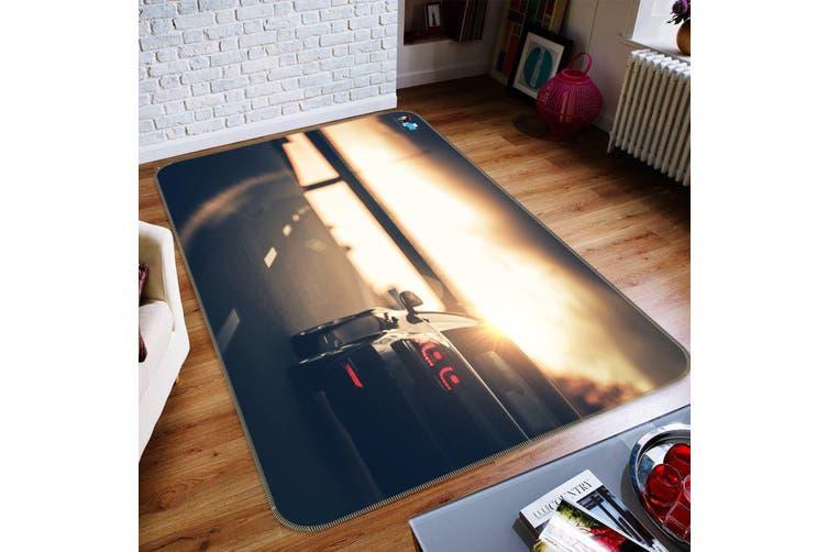 """3D Dusk Road 167 Non Slip Rug Mat, 160cmx240cm (63""""x94.5"""")"""