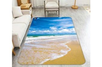 """3D Pretty Sea Scenery 180 Non Slip Rug Mat, 40cmx60cm (15.7""""x23.6"""")"""
