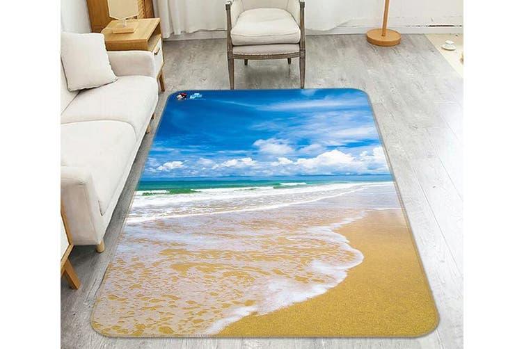 """3D Pretty Sea Scenery 180 Non Slip Rug Mat, 60cmx90cm (23.6""""x35.4"""")"""