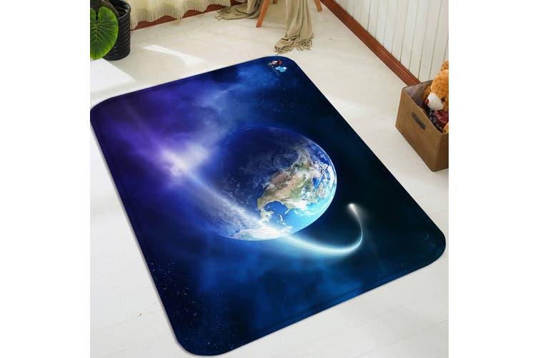 """3D Magic Earth 66 Non Slip Rug Mat, 40cmx60cm (15.7""""x23.6"""")"""