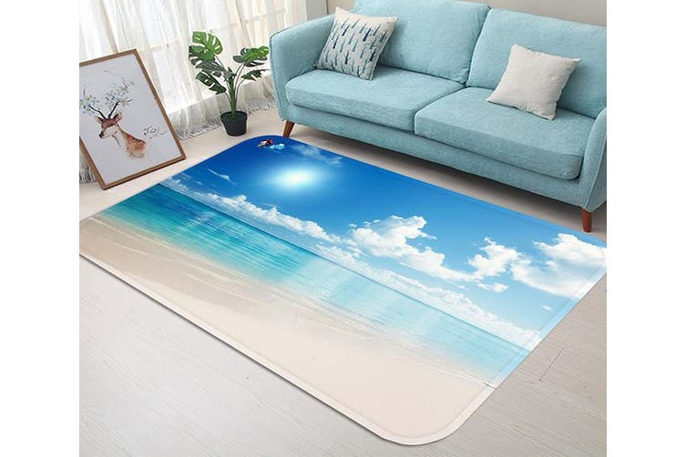 "3D Sea Scenery 55 Non Slip Rug Mat, 60cmx90cm (23.6""x35.4"")"