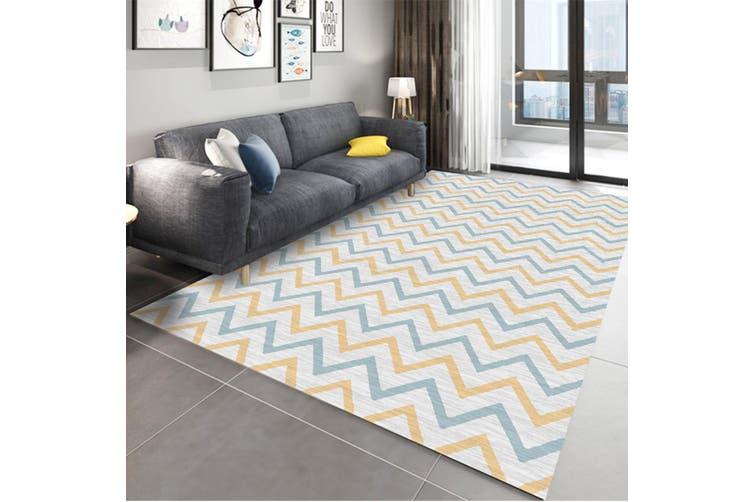 "3D Color Pattern WG276 Non Slip Rug Mat, 160cmx240cm (63""x94.5"")"