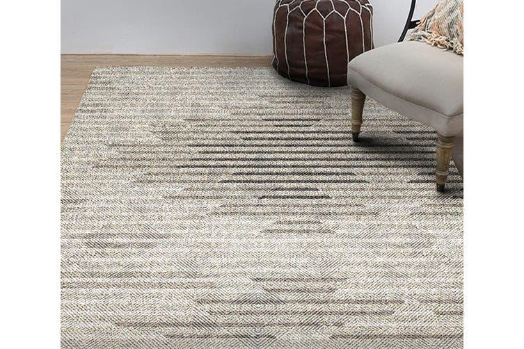 "3D Mud Stripes WG238 Non Slip Rug Mat, 140cmx200cm (55.1""x78.8"")"