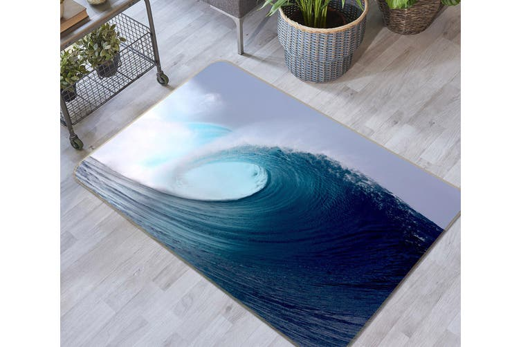 3D Waves 36011 Non Slip Rug Mat