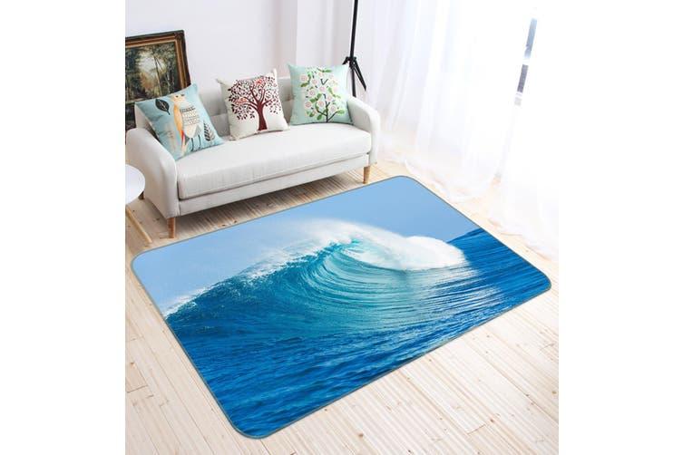 3D Waves 36010 Non Slip Rug Mat