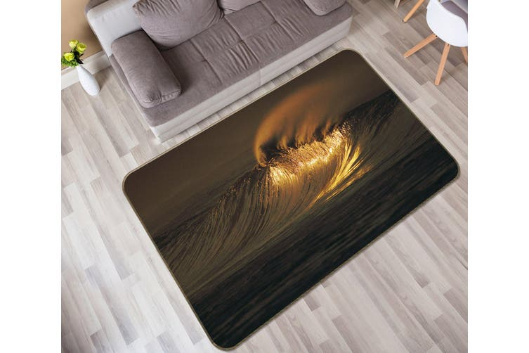 3D Waves 36002 Non Slip Rug Mat