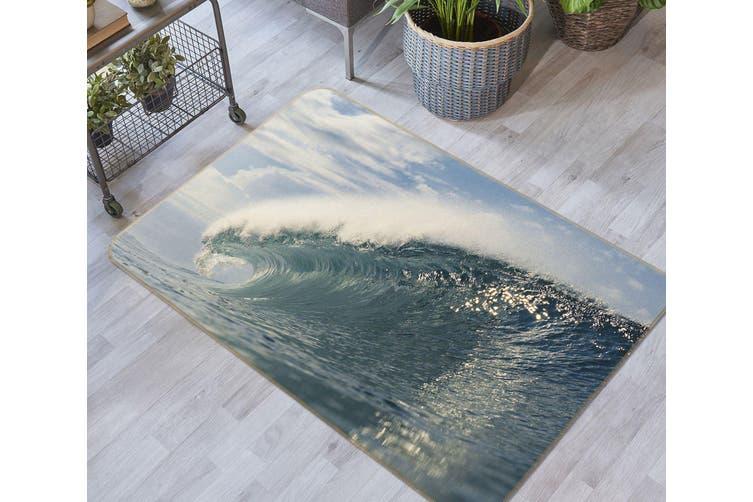 3D Waves 36001 Non Slip Rug Mat
