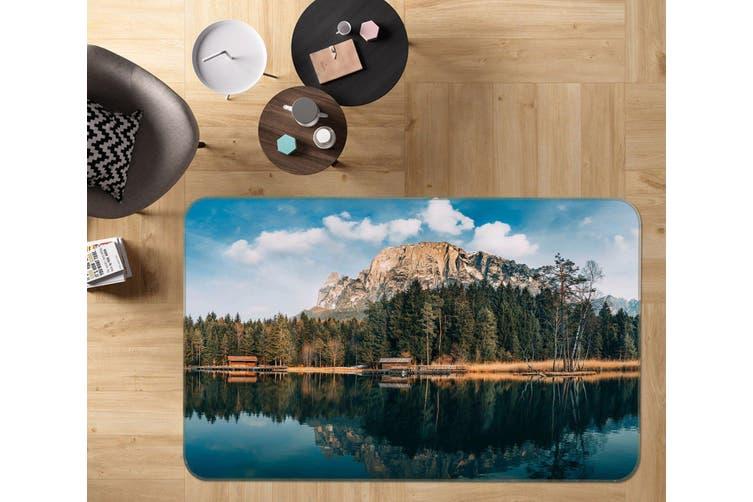 3D Lake Forest 35205 Non Slip Rug Mat