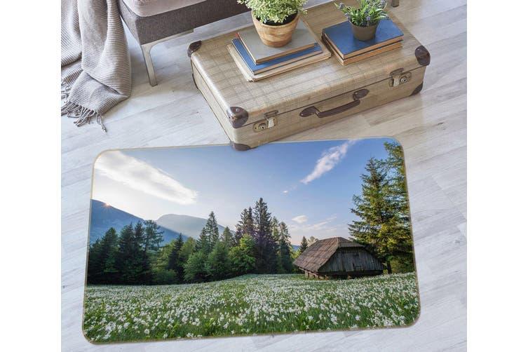 3D Grass Tree 35195 Non Slip Rug Mat
