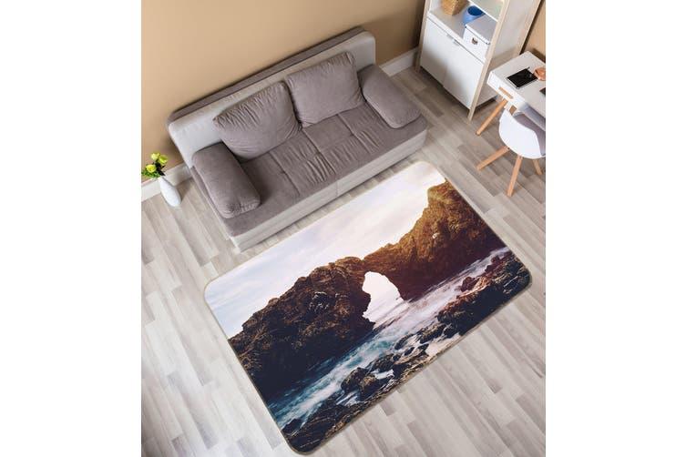 3D Sea Stone 35189 Non Slip Rug Mat