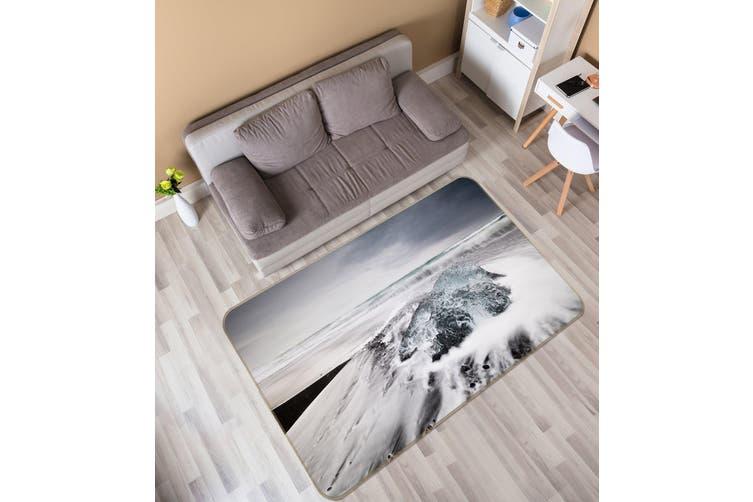 3D Water Stone 35180 Non Slip Rug Mat