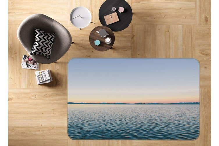3D Water Surface 35176 Non Slip Rug Mat