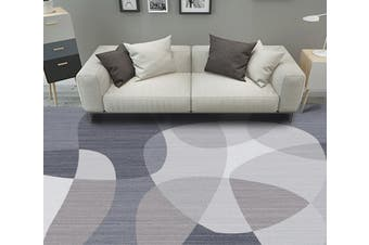 "3D Colored Circle WG076 Non Slip Rug Mat, 140cmx200cm (55.1""x78.8"")"