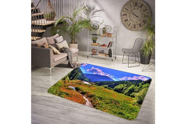 3D Mountain 35126 Non Slip Rug Mat